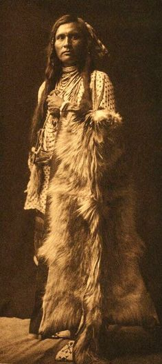 American Indians : A Young Nez Perce. By Edward S. Curtis, no date.  Pinned by indus® in honor of the indigenous people of North America who have influenced our indigenous medicine and spirituality by virtue of their being a member of a tribe from the Western Region through the Plains including the beginning of time until tomorrow.