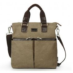 High end messenger bag