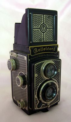 ART DECO ROLEICORD FRO THE 1920'S
