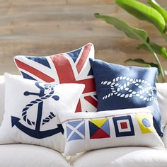 Fleet Pillow Cover Collection