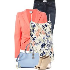 Untitled #622 by houston555-396 on Polyvore featuring moda, Wallis, Armani Collezioni, Paige Denim, Burberry and Michael Kors
