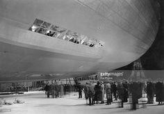 The Hindenburg Zeppelin LZ 129