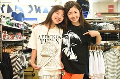 japankuruAttack on Titan's T-shirt @ 24H OPEN · JEANS MATE Ikebukuro ☆ 2015 SUMMER SALES NOW  #jeansmate #ikebukuro #japankuru #japan #cooljapan #tokyo #100tokyo #summersales #shopping #attackontitan #movie