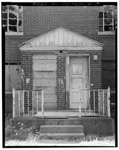 - Parkside Homes & Addition, PWA Flat Houses, Bounded by Connor, East Warren, & Gray Avenues & Frankfort Road, Detroit, MI