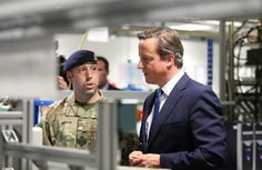 British PM wants women training for front line in 2016 #RagnarokConnection