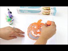 Video Tutorial: DIY Halloween Window Clings by MyPrintly