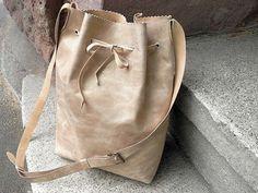 Tutoriel DIY: Coudre un sac seau via DaWanda.com