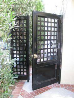 4 Warm ideas: Wooden Fence With Gate Modern Fence Build.Garden Fence 6 X 5 Wooden Fence With Gate. Brick Fence, Front Yard Fence, Farm Fence, Dog Fence, Gabion Fence, Fence Planters, Pallet Fence, Fence Art, Cedar Fence
