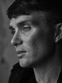 Cillian Murphy Peaky Blinders, The Furious, Gq Magazine, Model Face, Amazing Pics, Beautiful One, Bad Boys, Actors, Black And White