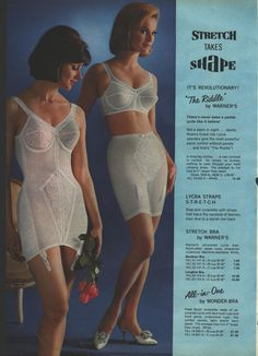 Sears Open All In One Girdle 3triumph Mail Order