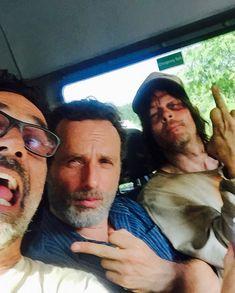 The Walking Ded, Walking Dead Cast, Scott Wilson, Carl Grimes, Daryl And Rick, Twd Memes, Casting Pics, The Avengers, Jeffrey Dean Morgan