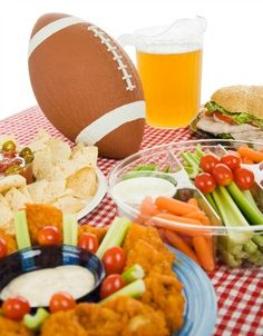 40 Tips for Making your Biggest Game of the Year Party a True Winner #SuperBowl #Football #Party