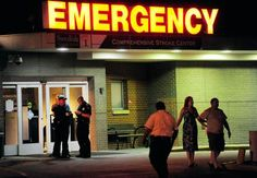 Hospitals waive fees, co-pay for Colorado shooting victims (Photo: Heather Rousseau  /  Polaris)