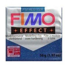 FIMO EFFECT BLU ZAFFIRO N.38