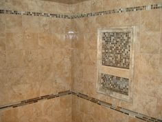 Glass Shower Design Ideas Of Shower Niches Tile Shower Ideas