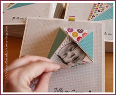 Carte naissance toute mimi ! Kids Scrapbook, Scrapbook Pages, Emotions Cards, Diy Bebe, Paper Crafts, Diy Crafts, Welcome Baby, Alba, Greeting Cards Handmade