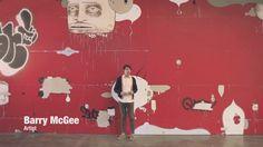 애드히시브_Barry McGee's Brooklyn Mural