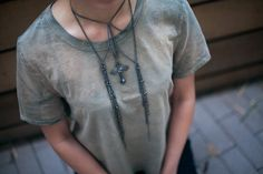 Cult Neckpiece by Androgynymph on Etsy