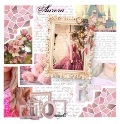 """""""Aurora - Disney's Sleeping Beauty"""" by rubytyra ❤ liked on Polyvore featuring art"""