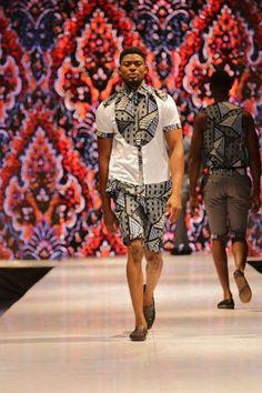 Glitz Africa Fashion Week 2013 Ohemaa Ohene - #ItsAllAboutAfricanFashion #AfricanKing #AfricanPrints #AfricanStyle #AfricanInspired #StyleAfrica #AfricanBeauty #AfricanFashion