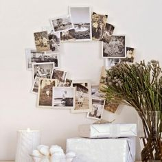 Reinvent the family tree with your favorite black and white snapshots.