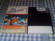 City Connection juego para Nintendo NES PAL Versión Española con Caja en buen estado