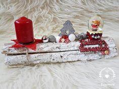 Karácsonyi asztali dekoráció, Christmas table decoration, Merry Christmas! Snow Globes, Home Decor, Decoration Home, Room Decor, Home Interior Design, Home Decoration, Interior Design