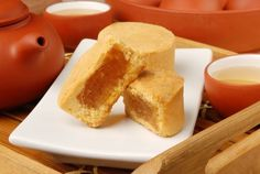 Cookie Recipe: Pineapple Shortbread Cakes - 12 Tomatoes   ... These cookies are a Taiwanese and Chinese specialty that are particularly popular and can be found anywhere around the time of the Lunar New Year