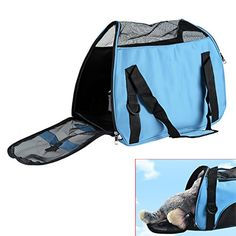 Tera Comfort Pet Softsided Carrier Carrying Tote Bag Case Foldable Light 189x87x126 Inch for Puppy Small Medium Dog and Cat *** Be sure to check out this awesome product.