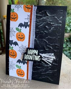 Cute Halloween, Halloween Cards, Stampin Up, Basic Grey, Card Making Inspiration, Crafty Projects, Creative Cards, Homemade Cards, Cardmaking