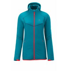 **SALE** The Cruz Hoodie by Salomon not only looks good - it is just designed to keep you warm. With brushed fleece on the inside and a smooth exterior make this hooded top to your great companion for travel or day hikes in cool weather. since 1947 Salomon develop innovative products to enhance the performance of athletes ever. From the outset performance in the foreground - that is our philosophy for the future. Ski Fashion, Spring Fashion, Fashion Women, Innovative Products, Spring Sale, Sport, Looks Cool, Athletes, Philosophy