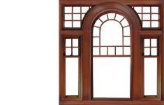 Fenêtre en bois architectural Martin