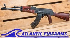 Russian RAK Red Classic AK47 -- Not sure if good or not -- would need to research, looks pretty nice though