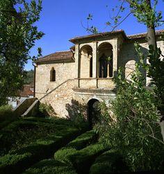 arquà petrarca   La casa del Petrarca ad Arquà Petrarca (Padova)