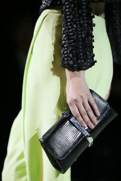 Giorgio Armani Fall 2014 Ready-to-Wear Fashion Show Details