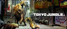 Now Tokyo Jungle Is The First Japanese PS3 Digital Pre-order