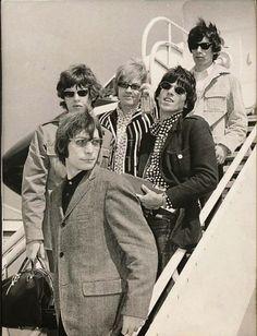 The Rolling Stones - Australia Press Photograph June 23rd 1966