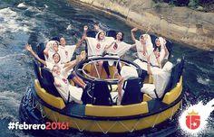 Mojarse nunca fue tan divertido! En #Disney los parques acuáticos nos encantan! #enjoy15 #temporadaEnjoy15! #febrero2016