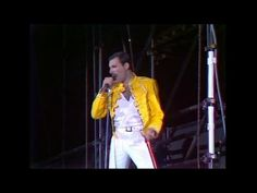 (566) Queen - A Kind Of Magic (Live At Wembley Stadium, Friday 11 July 1986) - YouTube