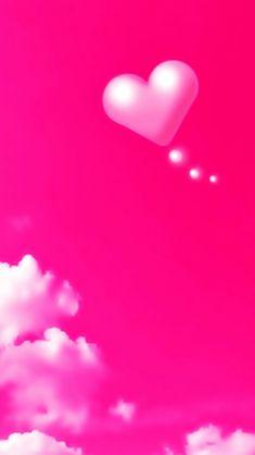 ピンク ハートの壁紙 | スマホ壁紙/iPhone待受画像ギャラリー