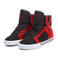Supra Shoes For Kids - Geox is definitely one of the leading brands that manufacture shoes for the children. You'll find l Black And Gold Sneakers, Black And White Shoes, High Top Sneakers, Black Gold, Supra Sneakers, Supra Shoes, Supra Footwear, Men Sneakers, Baby Boy Shoes