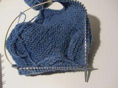 Strikk og tøys: Babysokk trinn for trinn - illustrert Baby Socks, Baby Knitting Patterns, Knitted Hats, Fashion, Moda, Fashion Styles, Fashion Illustrations, Knit Hats