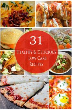 Healthy And Delicious Low Carb Recipes For Dinner