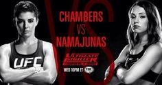 TUF 20 Episode 7 Review: (7) Rose Namajunas vs. Alex Chambers (10)   TalkingBrawlsMMA.com