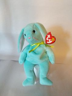 Your place to buy and sell all things handmade Beanie Babies Value, Rare Beanie Babies, Beanie Buddies, Ty Beanie Boos, Most Expensive Beanie Babies, Stuffed Animals, Dinosaur Stuffed Animal, Ty Babies, Cute Beanies