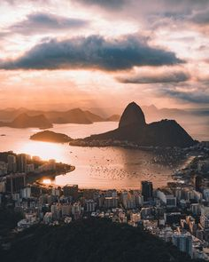 It took one sunrise for me to fall in love with Rio de Janeiro and the energy here. High up overlooking the vast city is the best place to…