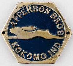 Anos:  1901 - 1926 Sede:  Kokomo, Indiana Fundador :  Edgar Apperson, Elmer Apperson, e Haynes-Apperson