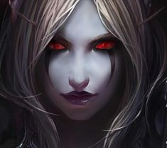Dark Elf The Stare