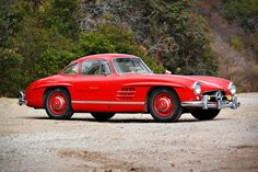 It's hard to find classic cars where the current owner even knows who first bought the car. With this 1955 Mercedes-Benz 300 SL Gullwing, it's easy: it's only had one owner. It's also been in dry storage since 1976, although...