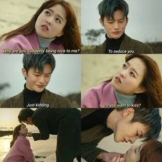 All Korean Drama, Korean Drama Quotes, Best Kdrama, Nam Joohyuk, Drama Fever, Service Quotes, Seo In Guk, Meaning Of Love, Just Kidding